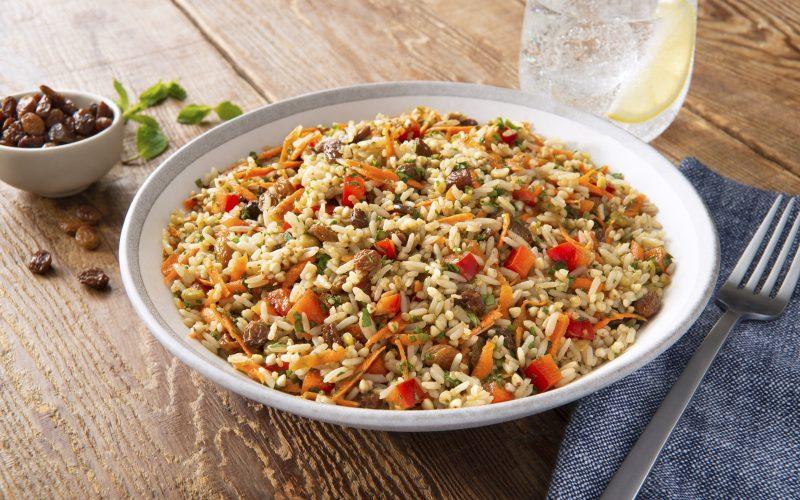 Golden Grains Salad