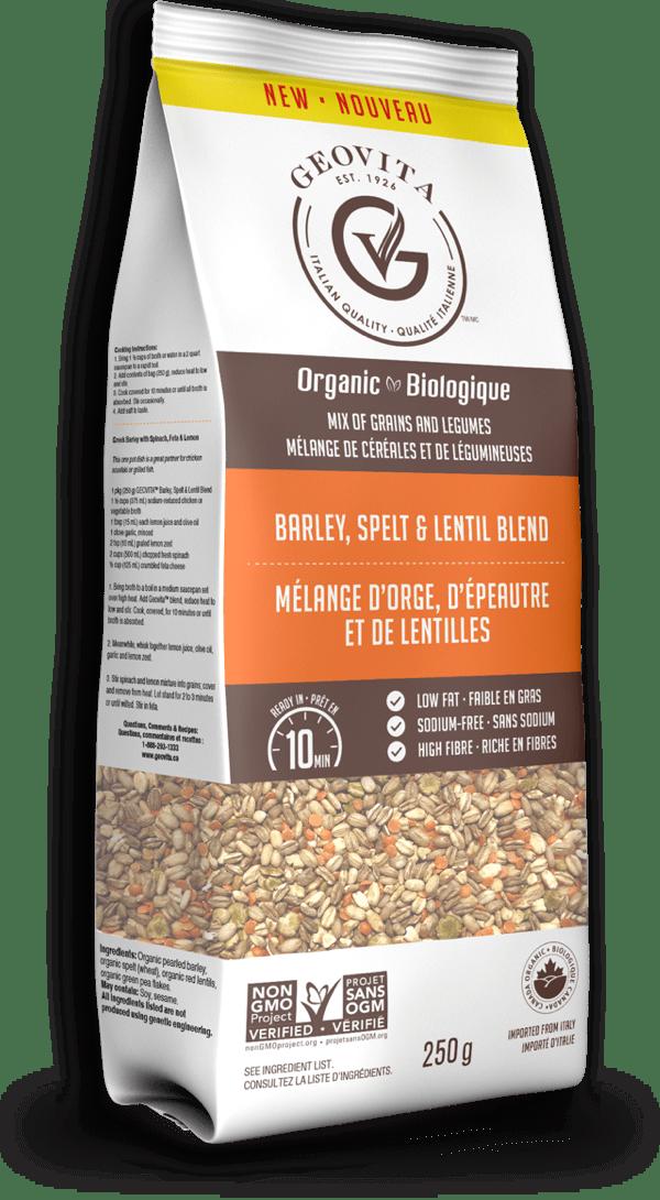 Geovita: Barley, Spelt & Lentil Blend