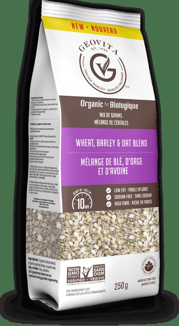 Geovita: Wheat, Barley & Oat Blend